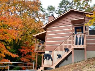 Honeymoon Delight is located in Country Oaks Resort, Pigeon Forge