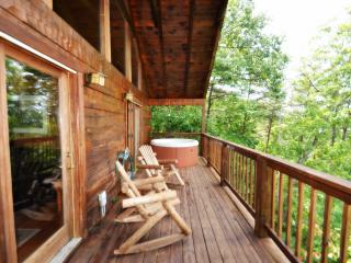 Honeymoon View #2 is located on Pine Mountain Pigeon Forge