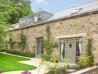 THE OLD STABLES, character barn conversion, en-suite, country views, in