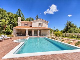 Villa Martin, Labin