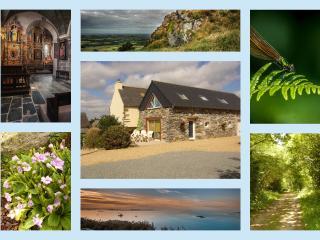 Gîte nature entre terre et mer en Bretagne .
