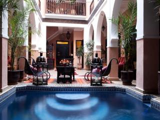 Riad la Rose D'orient, Marrakesh