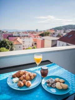 Good morning Croatia!