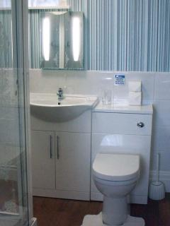 Flat No1: Upper Sea View Shower Room