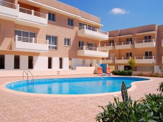 Holiday apartment enjoying sea views and pool, Peyia