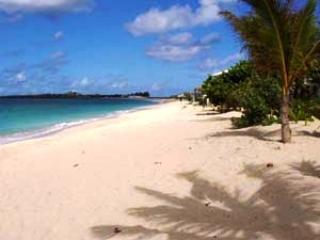 COCO BEACH CLUB #5....  step out the door on to the soft white powdery sand of S