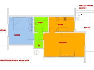 Appartamento, Lavagna