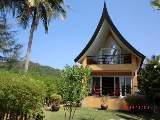 San Sabai, härligt boende på Koh Chang