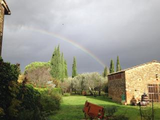 Il Rosmarino: tipica casa vacanze in Chianti, Montefiridolfi