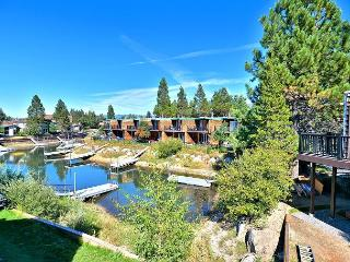 3BR/2BA Condo in Tahoe Keys with Boat Dock, Sleeps 6, South Lake Tahoe