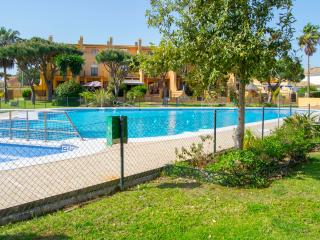 Adosado 8 plazas con piscina en Costa Santi Petri, Chiclana de la Frontera