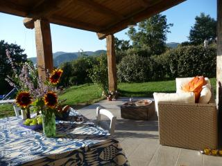Charming Tuscan hideaway with amazing views, Roccalbegna