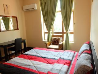 Master Bedroom Window View