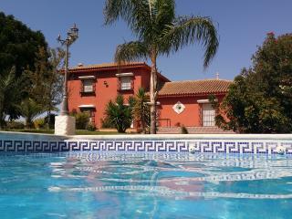 Alquiler Casa rural sevilla coria del rio piscina, Coria del Río