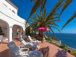 Villa Basetes en Benissa,Alicante para 6 huespedes