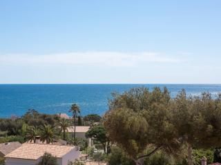 Vue Mer Panoramique Les Issambres Golfe St Tropez