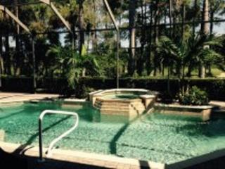 Exclusive Fiddler's Creek Custom Pool Home, Naples