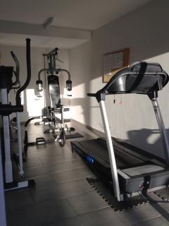 Communal facilities - Gym