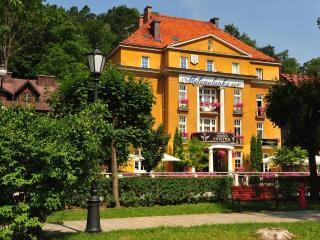 Pensjonat Małopolanka&Spa, Krynica