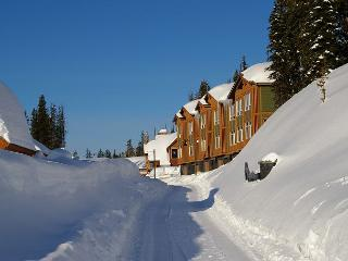 Grizzly Ridge Trail 5, Luxury 3 Bedroom 2 Bathroom Townhouse With Garage, Big White
