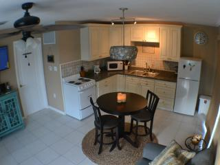 completely remodeled kichen with dining area