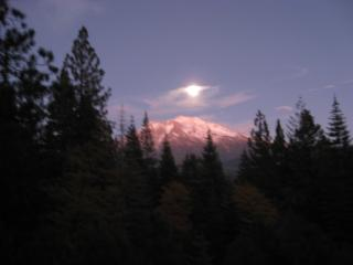 Sunrise Lodge, Mount Shasta
