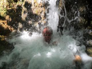 "Cottage ""Guda"" near waterfalls Krka"
