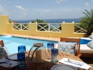Luxury 1 BR Villa: Private Pool over Caribbean Sea, Christiansted