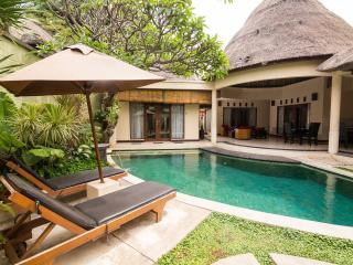 holiday luxurious villa at the bali bill villa, Seminyak