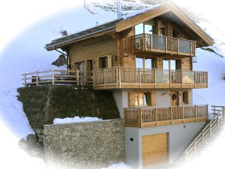Luxurious Contemporary Ski In Ski Out in 4 Vallées, Les Collons