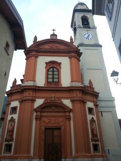 Cernobbio, la chiesa di San Vincenzo