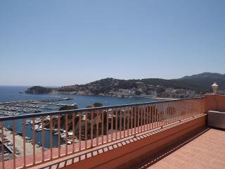 Penthouse with great views, Sant Feliu de Guixols