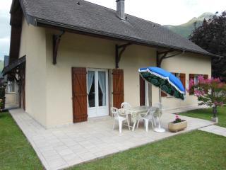 Gite Monplaisir dans les Pyrénées., Laruns