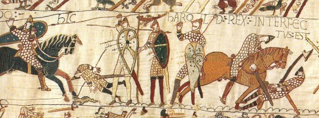 Charmante vieille ville de Bayeux et sa célèbre tapisserie / famous Bayeux tapestry