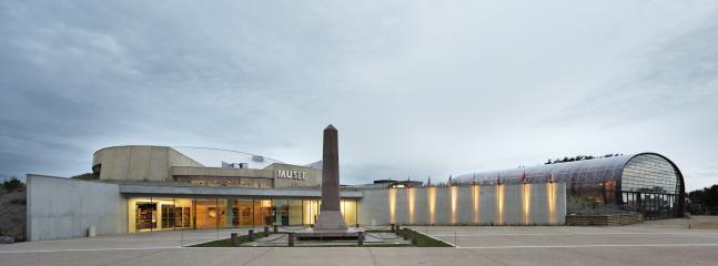 Utah beach, musée et sites commémoratifs