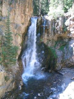Hike to Bullion Falls