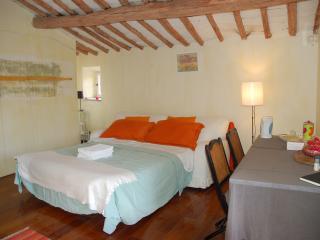 Beautiful attic, Calcata