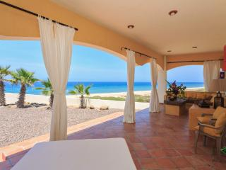 West Wing Casita offers Private 800 sq ft Deck, built in sofa beds and couches