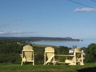Bay of Fundy, Rural, Scenic, nightly room rental, Gardner Creek