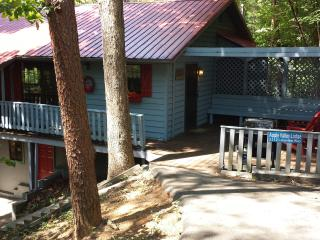 APPLE VALLEY LODGE -Peaceful Smoky Mountains Chalet (Pigeon Forge & Gatlinburg)