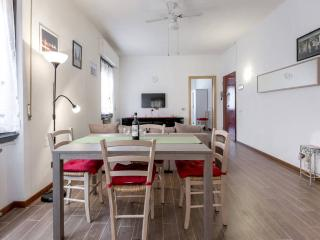 Your spacious dining-living room