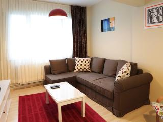 Very Central Panaromic 2 BR Apt, Istambul