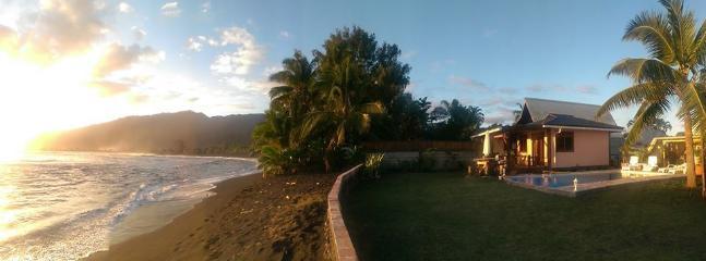 WELCOME to Tahiti Surf Beach Paradise