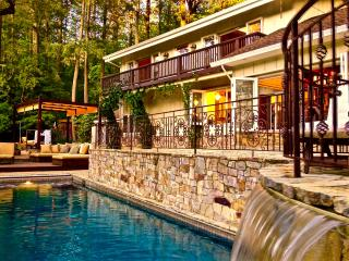 The Stone Lodge in Kenwood ~ 5 bedroom/5 bath