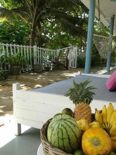 Delicious fruits of Sri Lanka