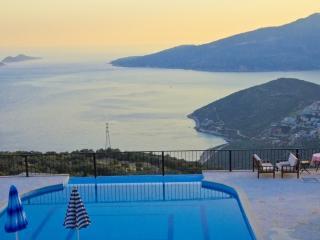 Villa Sebos With Spectacular Sea Views