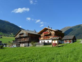 Feldererhof - Appartment Hochstein, Valle di Casies (Gsies)