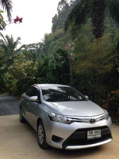 Yes free car hire with every booking, only at Eden Villa Krabi