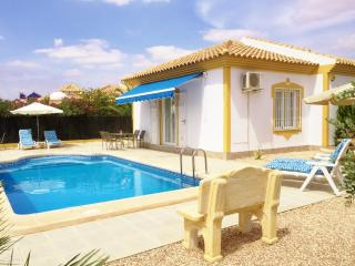 Villa Jade - Detached villa with Wi-Fi Included, Mazarron