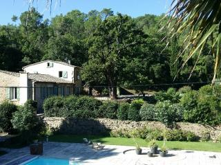 100m2 ground floor Apartment  with swimmingpool, Villeneuvette